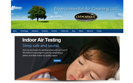 Environmental Air Cleaning Ltd.