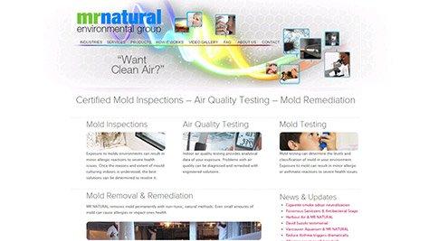 Mrnatural Weblapkészítés Referencia
