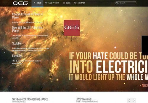 QEG – Technology Portal