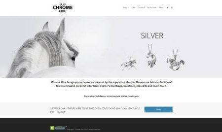 Chrome-chic Webáruház