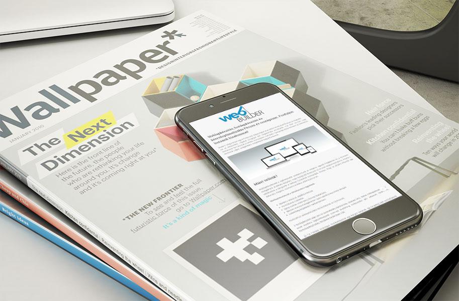Honlapkészítés, weblapkészítés céges honlap