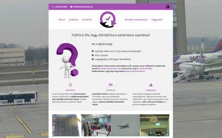 Kesettarepulo Hu Weblapkeszites