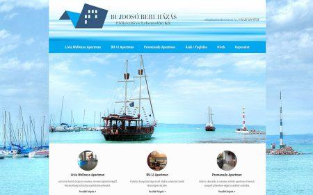 Weboldal Készítés A Bujdosó Beruházás Részére