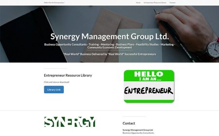 Synergy-group Weblapkeszites