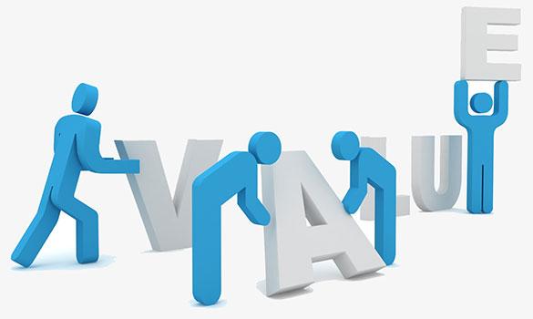 weblapkészítés hozzáadott érték
