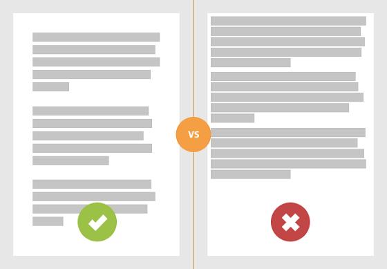 Webes tipográfia, az elrendezés is számít!