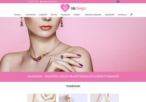 Weblapkeszites-via-design